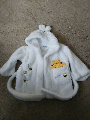 NEW Winnie the Pooh Dressing Gown