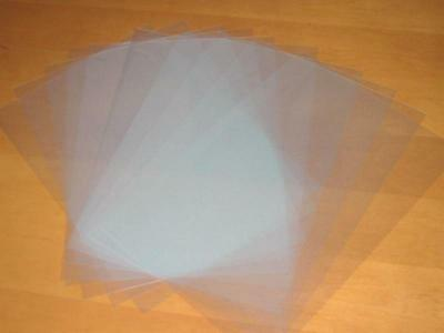 30x DinA4 Klarsicht Folie Window Color Mobile Präsentation #TOP# Din A4 (1)