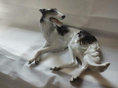 Rosenthal Selb Porcelain Borzoi - Russian Wolfhound - Germany