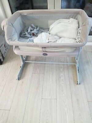 Next2me crib dream chicco baby co sleeping cot bedside next to me