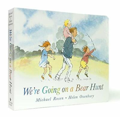 We're Going on a Bear Hunt New Board book Book