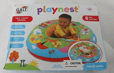 """Galt Fabric Covered Inflatable 36"""" Diameter 8 Play Activities New Open Box"""