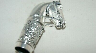 Silver  Cane Handle