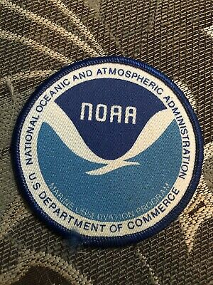 Vintage NOAA Patch