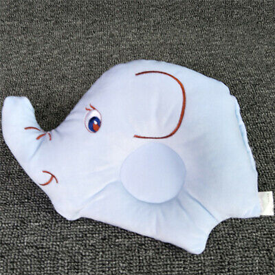 Baby Infant Pillow Anti Flat Head Syndrome for Crib Cot Bed Neck Suppor Pillow