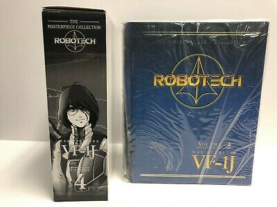 Toynami Masterpiece Collection Macross VF-1J Robotech Max Sterling Vol 4 ~ New!