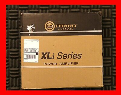 Crown XLI 1500 New in Box - 1  Available