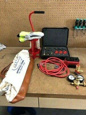 TorboTorch Cooling and refrigeration torch kit