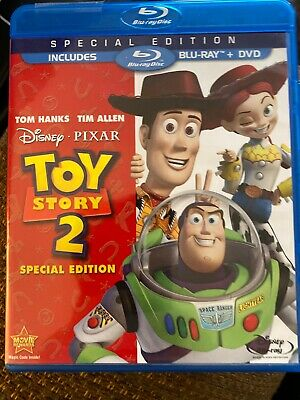 Toy Story 2 (Blu-ray Disc Only 2010, Special Edition)