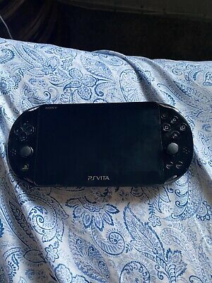 Sony PS Vita Slim (PCH-2001)W/16Gb Memory Card