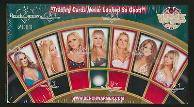 2013 Benchwarmer Vegas Baby Trading Card Box FACTORY SEALED!!