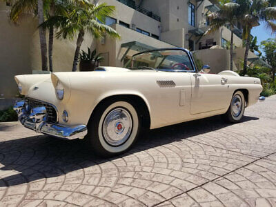 1956 Ford THUNDERBIRD  1956 FORD T BIRD FULLY RESTORED CLASSIC STUNNING IN&OUT REDUCED PRICE CALL TODAY