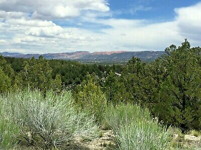 10 Acres Hatch Ut Garfield County Building Site Trees Red Rock Views Rare Find
