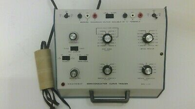 Hard To Find Heathkit It-3121 Semiconductor Curve Tracer (Untested)