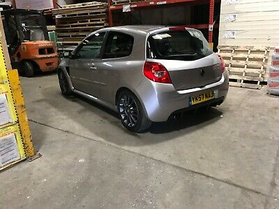 Clio 197 only 42k miles fsh