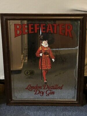 beefeater gin mirror