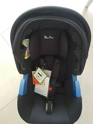 NEW!!! Silver Cross Simplicity Car Seat with adaptors RPP £150