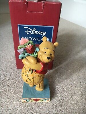 Classic Disney Winnie The Pooh Showcase Collection,very Good Condition