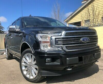 2019 Ford F-150 Limited 3.5L V6 LOADED TO THE MAX!! 2019 RARE COLOR COMBO LIMITED/LOADED to the MAX/Low-Miles/No-Reserve/Rebuilt