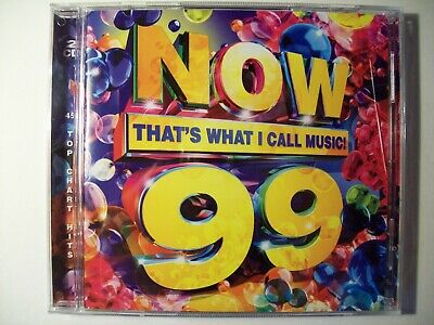 Now That's What I Call Music 99 - Double CD