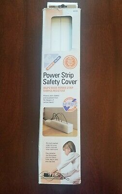 Power Strip Safety cover Tamper Resistant Mommy's Helper