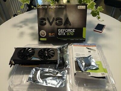 EVGA GeForce GTX 970 SC