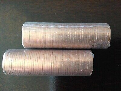 1971 Sealed Rolls of Pennies