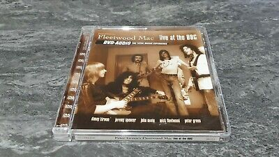 Peter Green's Fleetwood Mac Live At The BBC DVD Audio 2002 Silverline 288122-9