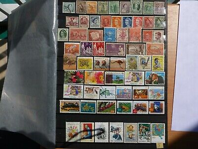 Australia stamps collection lots