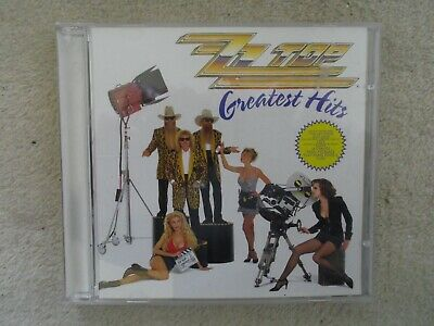 Zz Top - Greatest Hits Cd - South Africa Tusk Warner Brothers Pressing