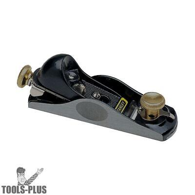 Stanley 12-960 13-1/2º Low-Angle Block Plane New