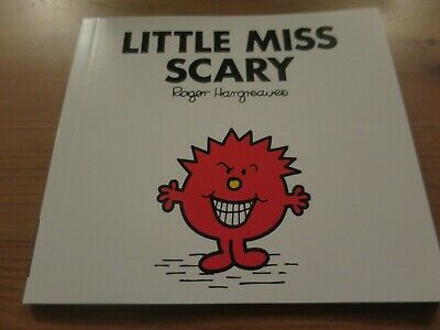 Little Miss Scary (Book 31) Buy 3 Get a 4th Free BRAND NEW 2018 EDITION
