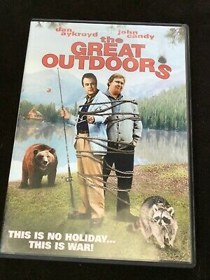 The Great Outdoors DVD Lucy Deakins