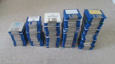 """Commodore Amiga 3.5"""" Disk Collection. 326 Disks. Including Full Games."""