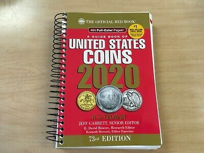 Official 2020 Red Book Price Guide of United States Coins LAST ONE IN STOCK