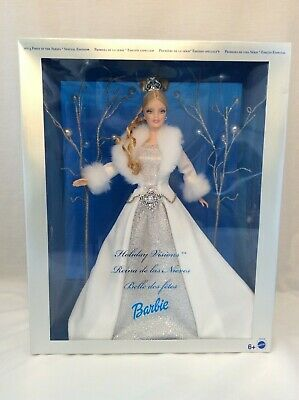 Barbie Holiday Visions Doll, 2003 Mattel, Sealed, Special edition