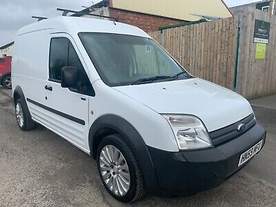 FORD TRANSIT CONNECT LWB 1.8 TDCI 87k
