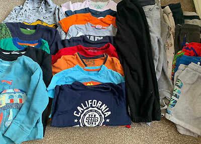 Boys Cothing Bundle Job Lot 4-5yrs  Mixed Items Look At Pictures