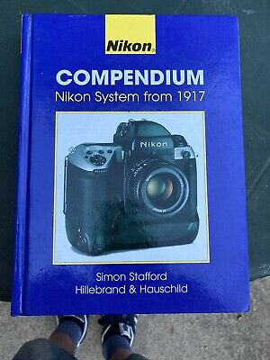 Compendium Nikon System From 1917 Book