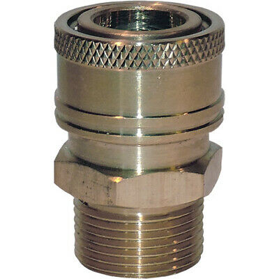 """AL560-B 3/8"""" Quick Connect to M22 male adapter"""
