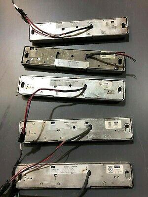 4x Hes 9600 12/24d-630 Door Strikes and 1x HES 9400 Model Strike