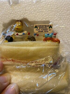 """The Simpsons Christmas Express Collection """"Servin' Up Christmas Cheer"""" 2005"""