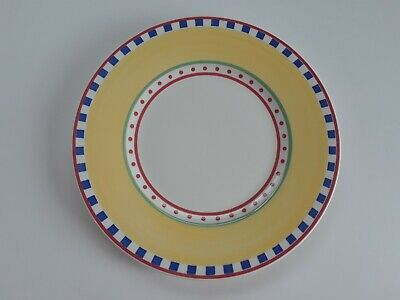 Set Of 4 Villeroy Boch Twist Bea Salad Plates