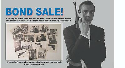 James Bond 007 Somportex The Exciting World of James Bond 007 Individually sold