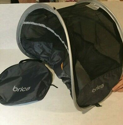 Brica Infant Comfort Canopy Car Seat Shade Cover