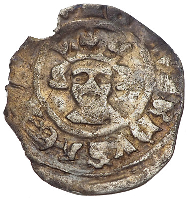 ENGLAND. Edward III. 1327-1377. Hammered Silver Penny, London
