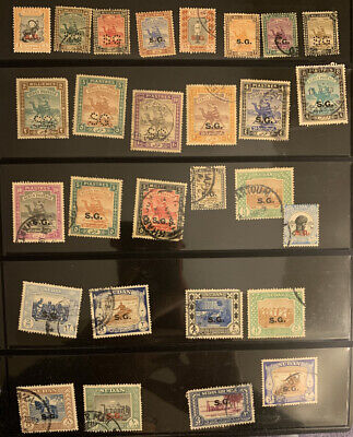 G4/50 Sudan Stamp 28 Official UNH/H A Great Coll