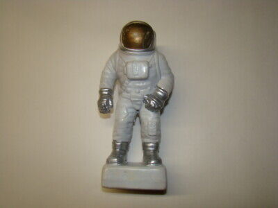 Vintage 1969 NASA Man on the Moon Astronaut Plastic Toy Bank Made in Hong Kong