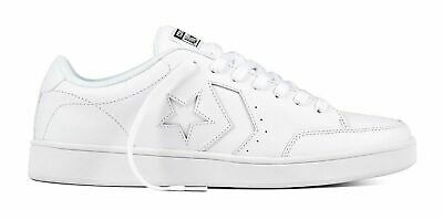 CONVERSE LOW TOPS Star Court White OX Leather Mens Sneakers Tennis ...