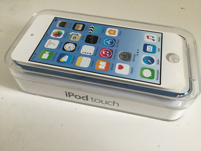 Apple iPod Touch 6th Generation 16GB Blue Boxed Great Condition